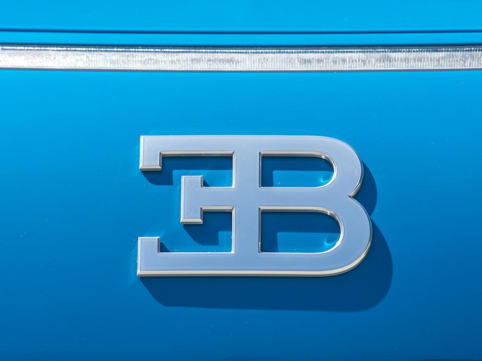 <b>2014 Bugatti VEYRON 16.4 GRAND SPORT VITESSE 'MEO COSTANTINI'</b>