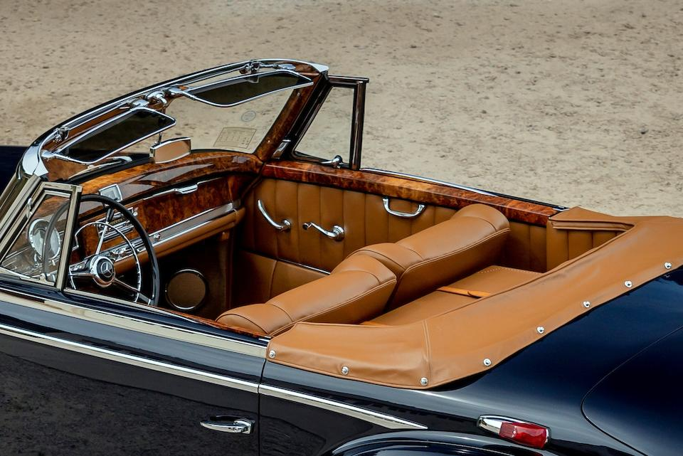 <b>1956 Mercedes-Benz 300 SC Roadster</b><br />Chassis No. 188.015.6500069<br />Engine No. 199.980.6500071