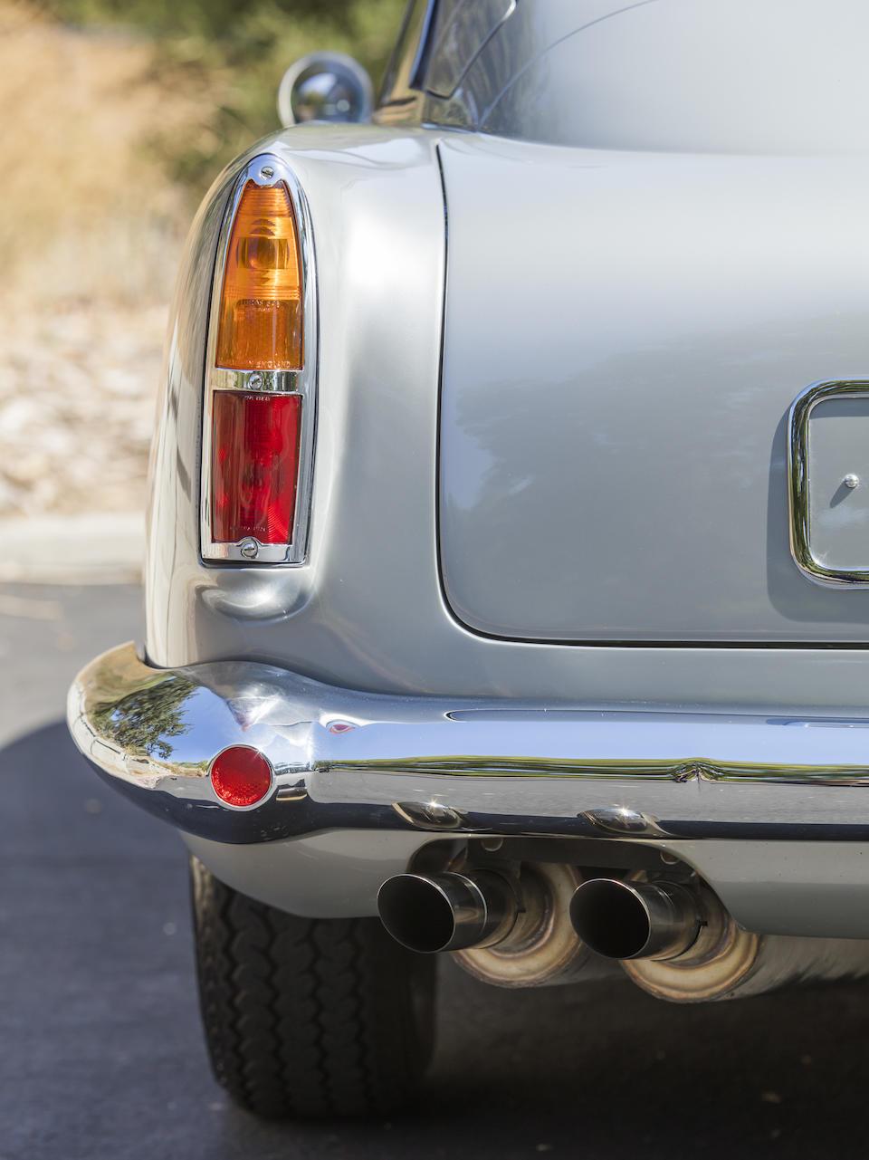 <b>1960 Aston Martin DB4 Series II Sports Saloon</b><br />  Chassis no. DB4/305/R<br /> Engine no. 370/339