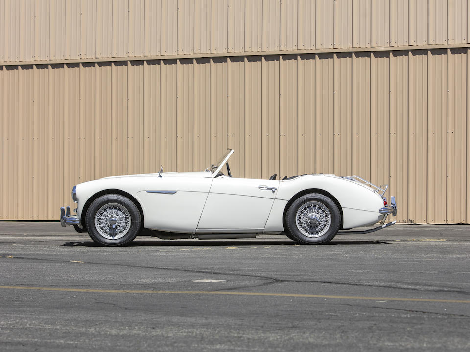 <b>1957 Austin-Healey 100-6 BN4</b><br />   Chassis no. BN4-LO/38413 <br />Engine no. 1C/38413