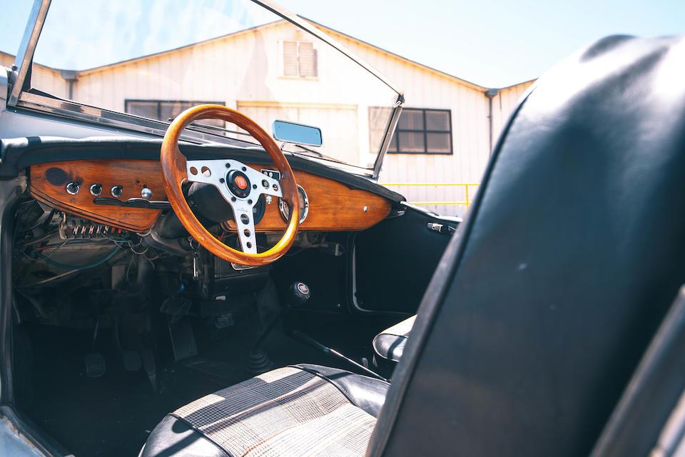 <b>1967 Siata Spring</b><br />Chassis no. 0959721