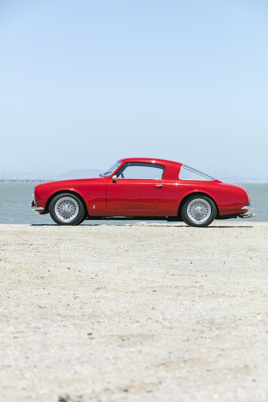 <b>1953 Alfa Romeo 1900CS BERLINETTA</b> <br />Chassis no. AR1900C.01534 <br /> Engine no. AR1306.18248