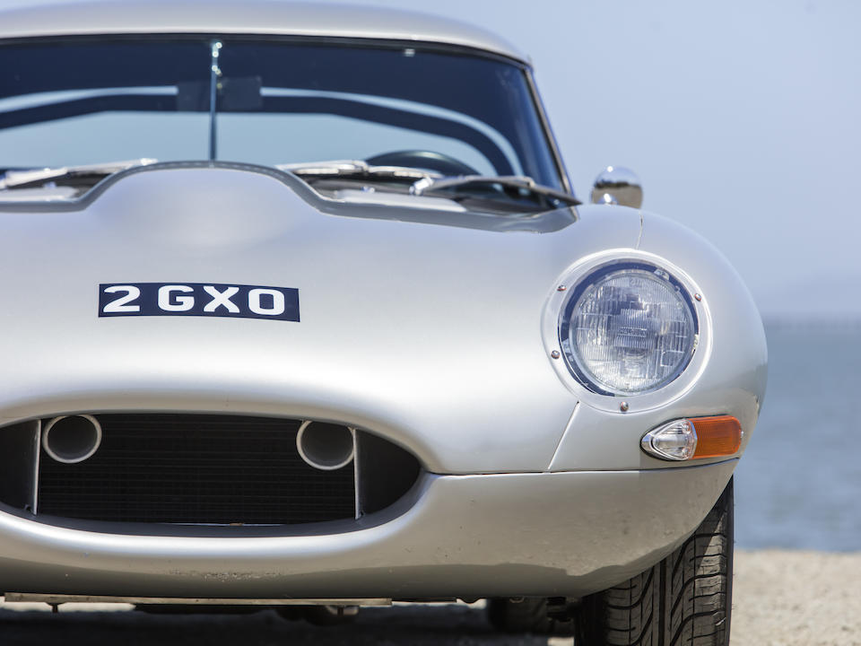 <b>1964 Jaguar E-Type Semi- Lightweight</b> <br />Chassis no. 1E10022 <br />Engine no. 8L148468-S (see text)