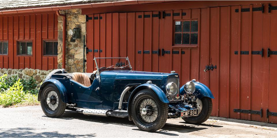 <b>1935 Aston Martin Ulster</b><br />  Chassis no. B5/551/U <br />Engine no. L48/900/U - See Text