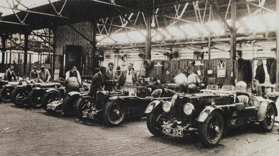 <b>1935 Aston Martin Ulster</b><br />  Chassis no. B5/551/U <br />Engine no. L48/900/U - See Text