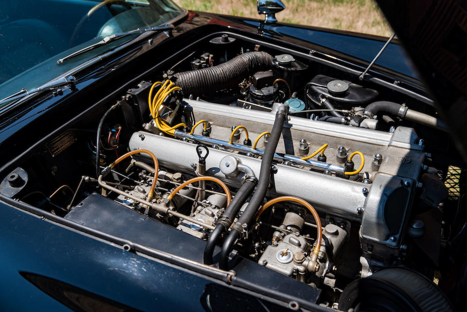 <b>1966 Aston Martin DB6 Vantage Shooting Brake</b><br />  Chassis no. DB6/SB/2272/LC <br />Engine no. 400/2792/V