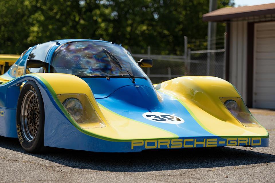 <b>1984 GRID GROUP C RACE CAR</b>  LFC001/B