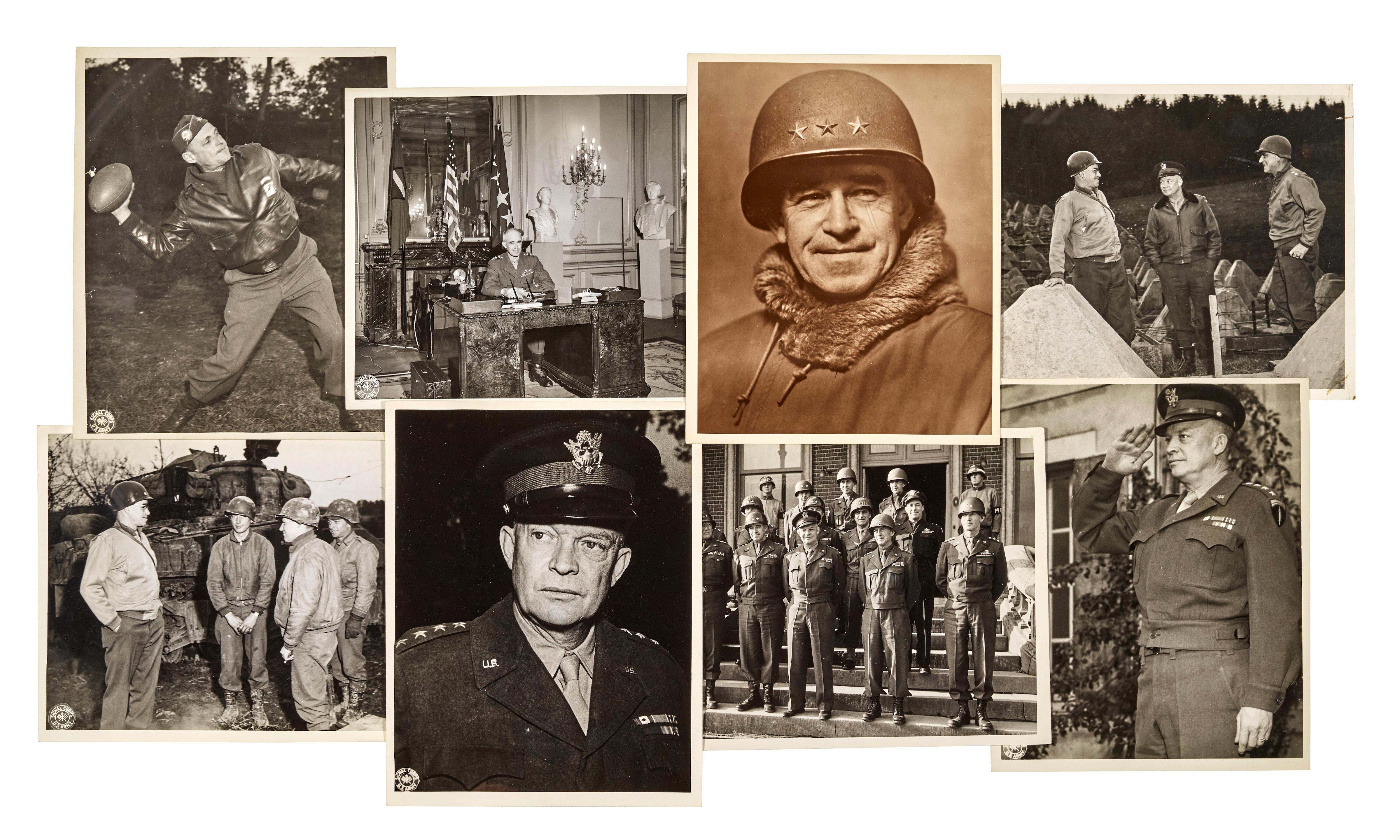 WORLD WAR II: OMAR BRADLEY IN WESTERN EUROPE.