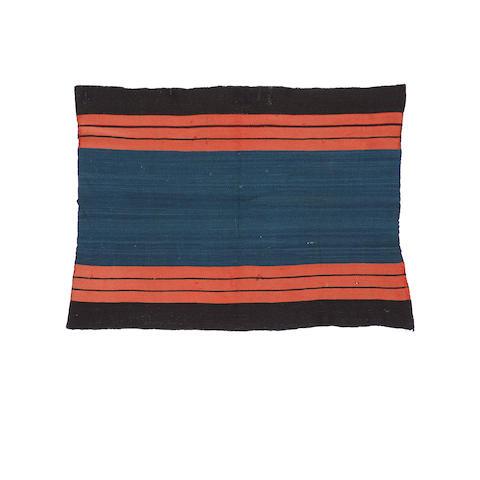 A Navajo late classic manta