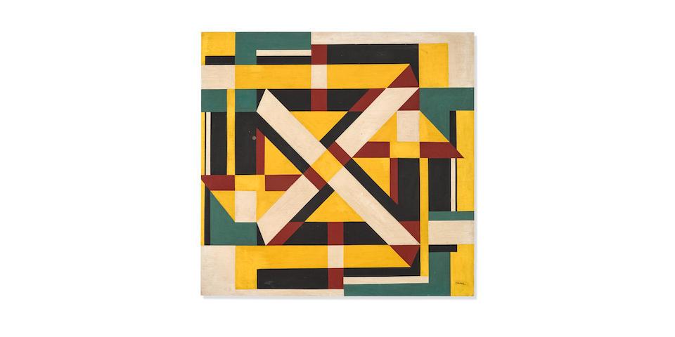 Sandú Darié (Cuban, 1908-1991) Untitled