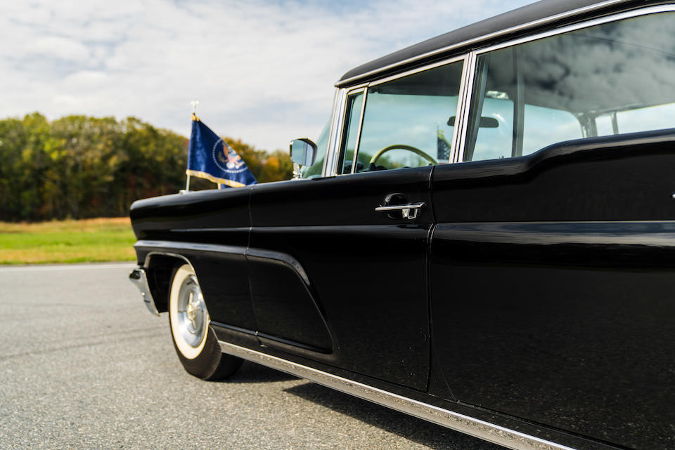 1960 Lincoln Continental Mark V Executive Limousine, Chassis no. 0Y99H412585