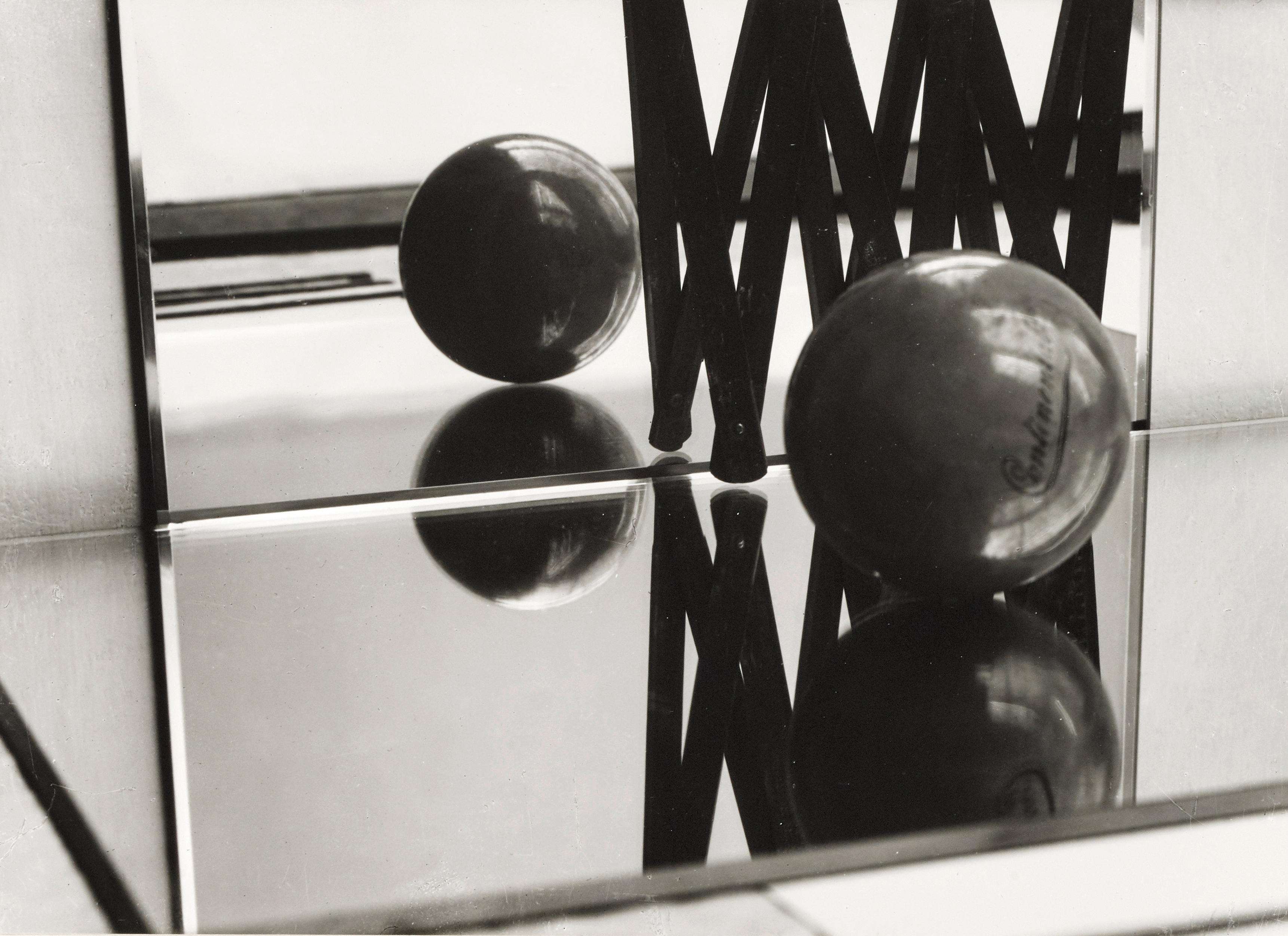 Florence Henri, Untitled Abstraction, 2 works one framed, one unframed