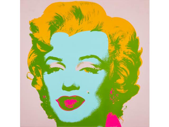 Andy Warhol (1928-1987); Marilyn Monroe (Marilyn);