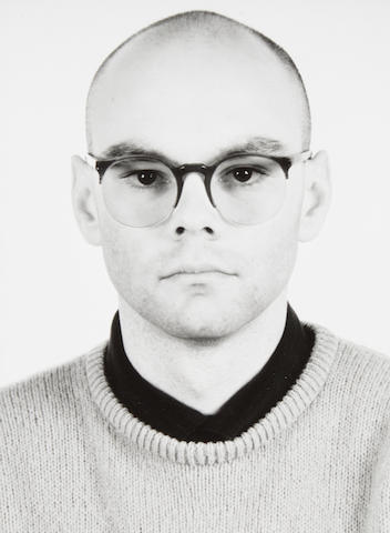 Thomas Ruff (born 1958); Untitled (Portrait);