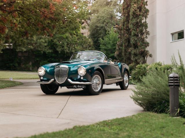<b>1955 Lancia Aurelia B24S Spider America</b><br />  Chassis no. B24S-1156 <br />Engine no. B24-1210