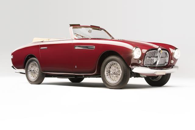 <b>1951 Ferrari 212 Inter Cabriolet</b><br />  Chassis no. 0159E <br />Engine no. 0159E