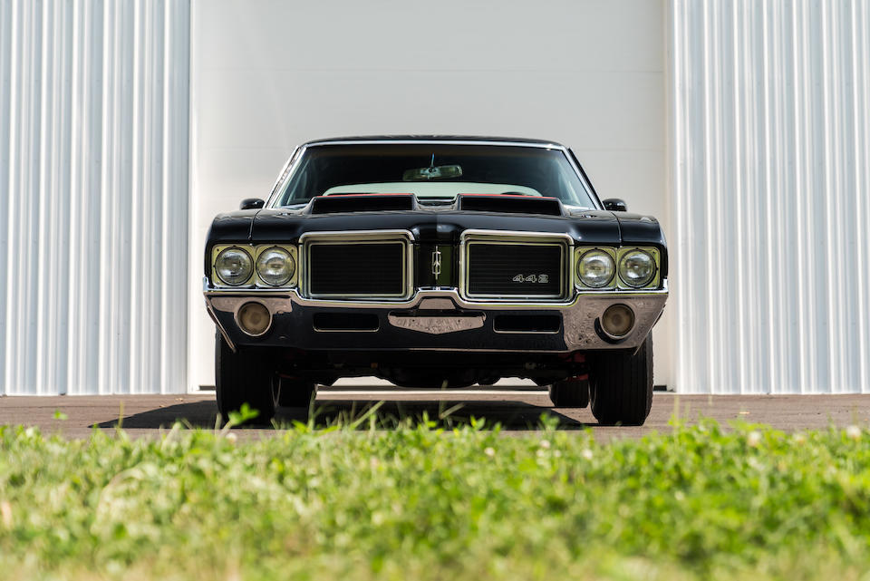 <b>1971 Oldsmobile 442 W30 Coupe </B><br />  Chassis no. 344871M163873<br />