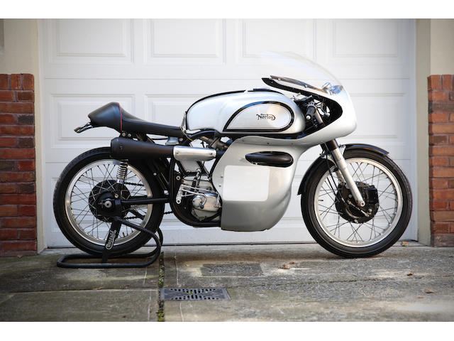 Ex-Ray Petty, 1962 Norton Manx 40 Frame no. 10M 102738 Engine no. 11M2 102738