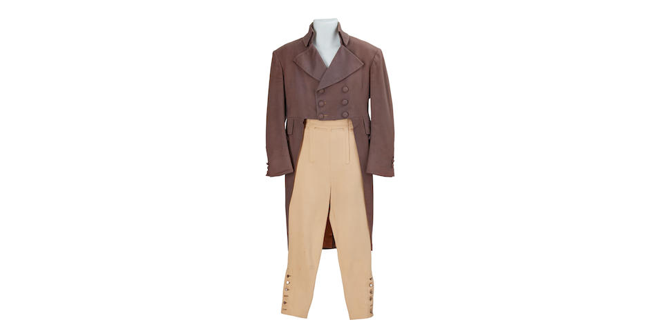 A Tyrone Power period costume from Lloyds of London