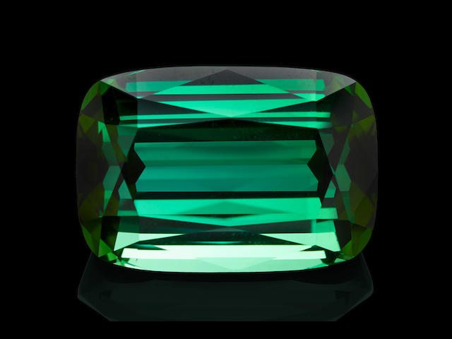 Very Fine Green Tourmaline