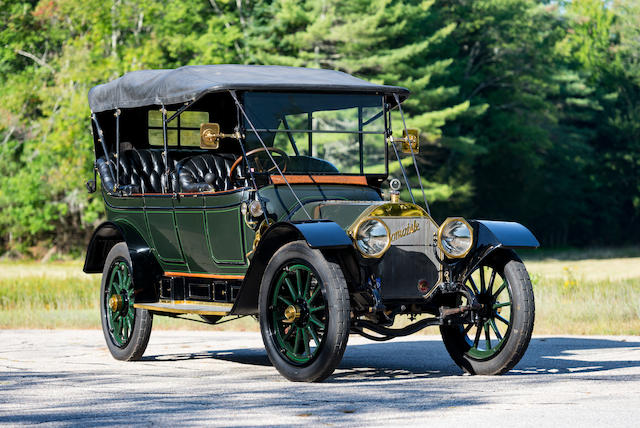 <b>1913 Locomobile Model 38 Five Passenger Tourer  </b><br />Chassis no. 6241