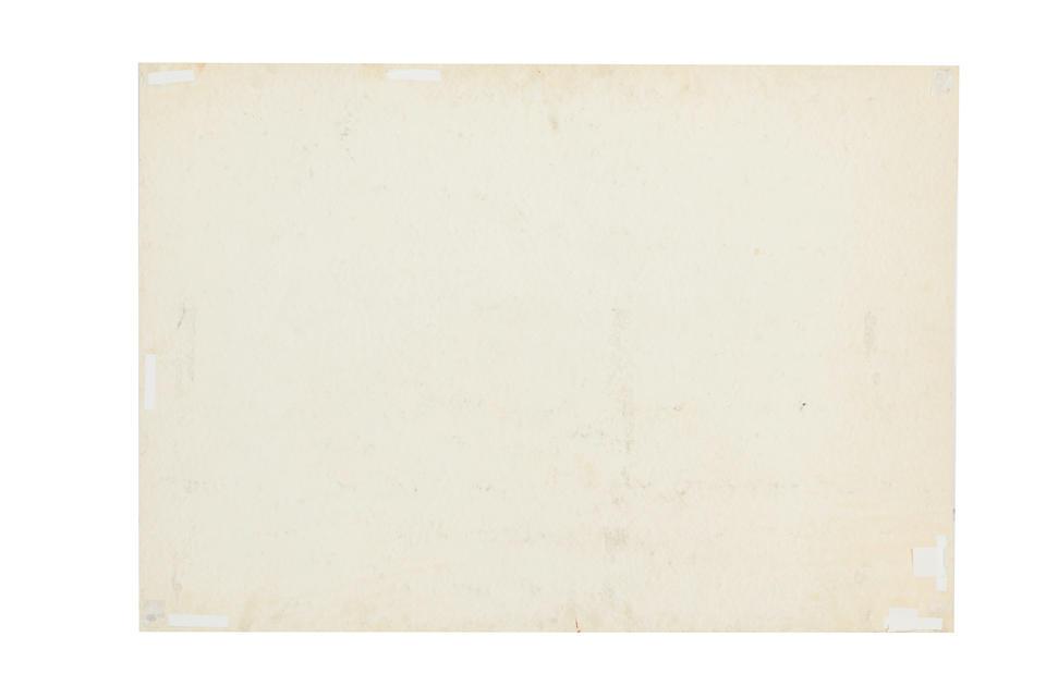 Willem de Kooning (American, 1904-1997) Untitled circa 1945