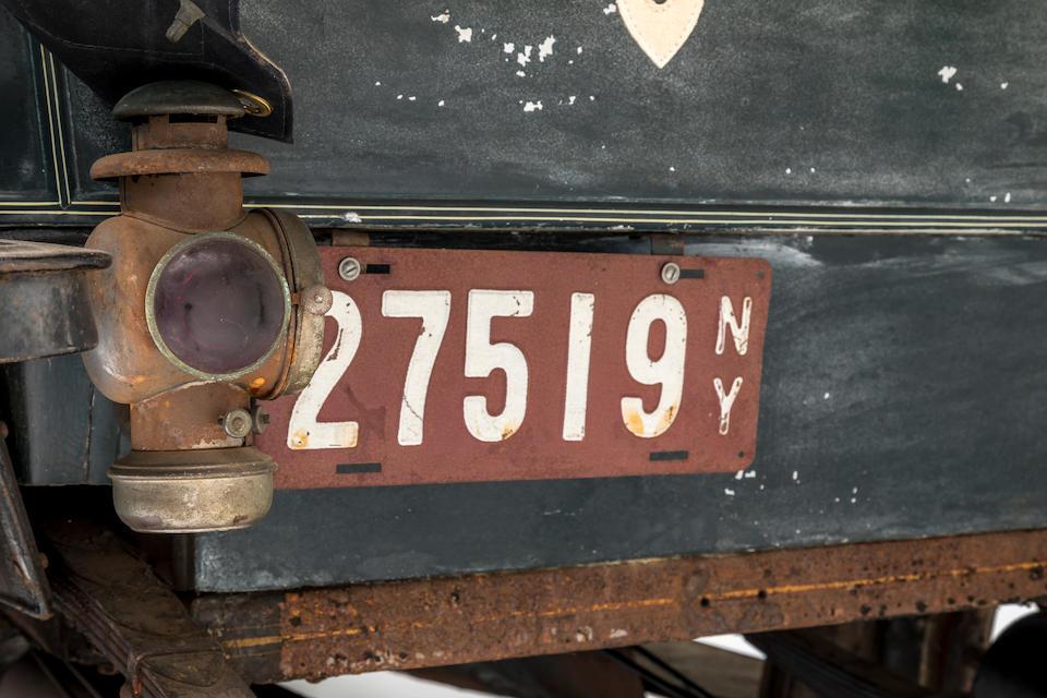 <b>1912 Babcock Model H 7-Passenger Tourer  </b><br />Chassis no. 1138 <br />Engine no. 1233