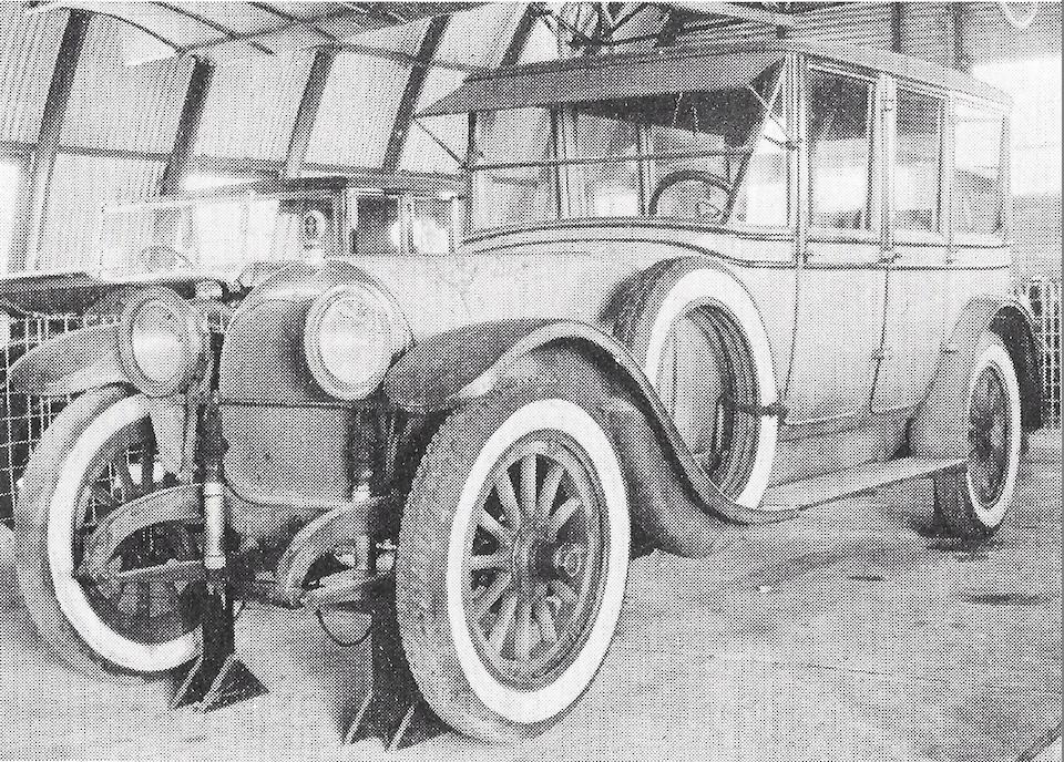 <b>1916 Simplex Crane Model 5 46hp Limousine  </b><br />Chassis no. 2196 <br />Engine no. 2099
