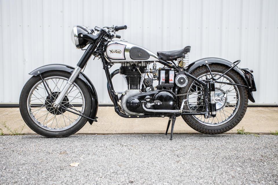 1949 Norton ES2 Engine no. D4 20746