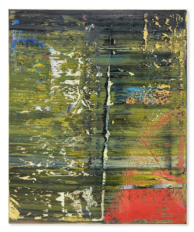 Gerhard Richter (German, born 1932) Abstraktes Bild (Untitled) 679-3 1988