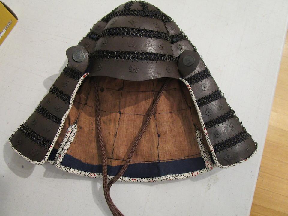 A fine tatami gusoku tengu armor Edo period (1615-1868), 17th/18th century