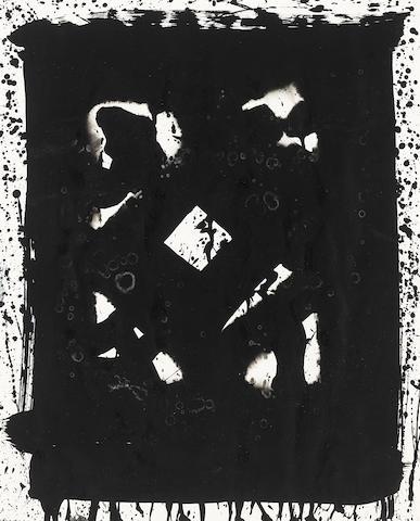 Sam Francis (American, 1923-1994) Untitled (SF80-284) 1980