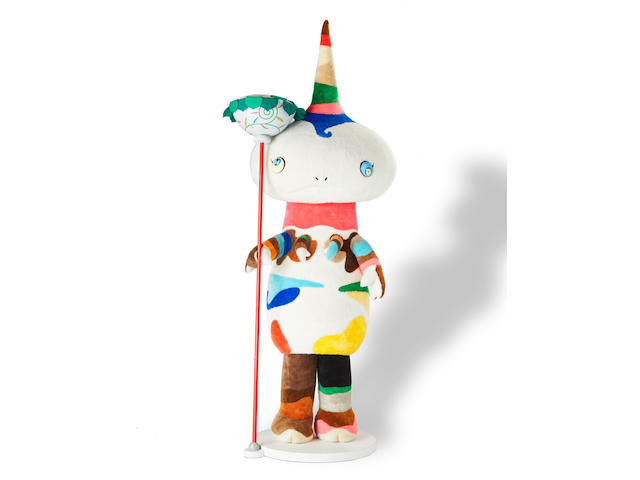 Takashi Murakami (Japanese, born 1962) Tongari-kun (Mr. Pointy) Costume 2003