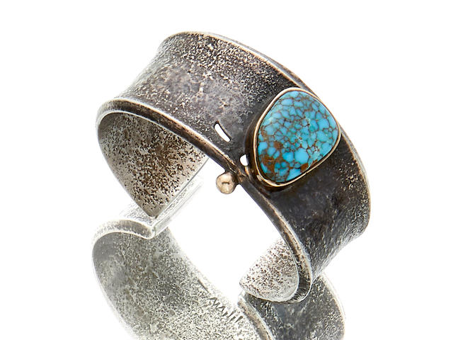 A Charles Loloma bracelet