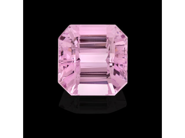 "Stunning Kunzite--""A Member of the 100 Carats Club"""