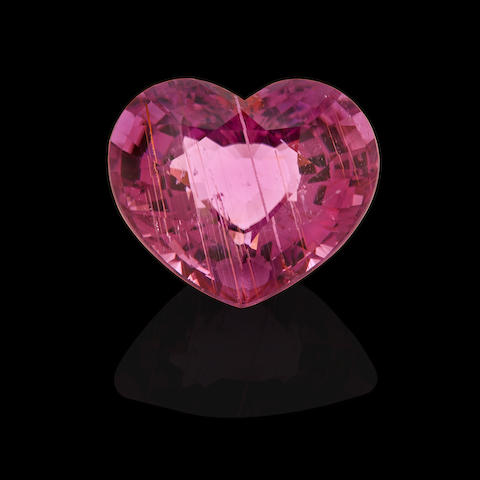 Vivid Purplish-Pink Tourmaline