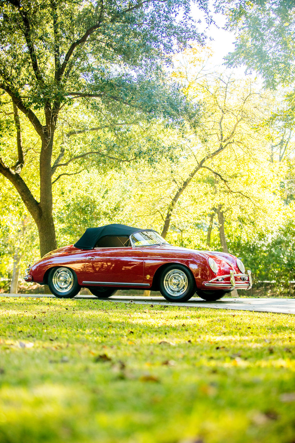 <b>1958 Porsche 356A 1600 T2 Speedster</b>   <br />Chassis no. 84140 <br />Engine no. 67739