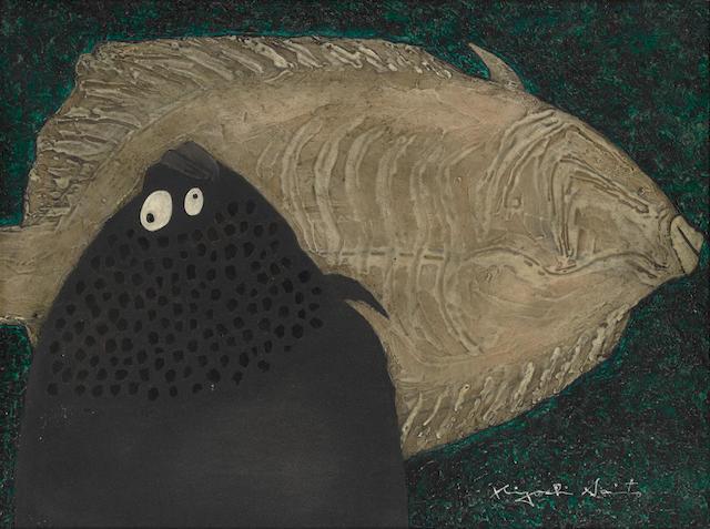 SAITO KIYOSHI (1907-1997)  Showa era (1926-1989)