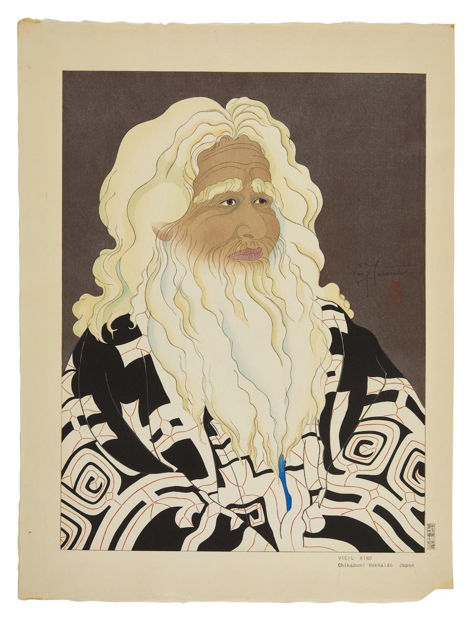 PAUL JACOULET (1902-1960) Showa era (1926-1989), 1938-1950