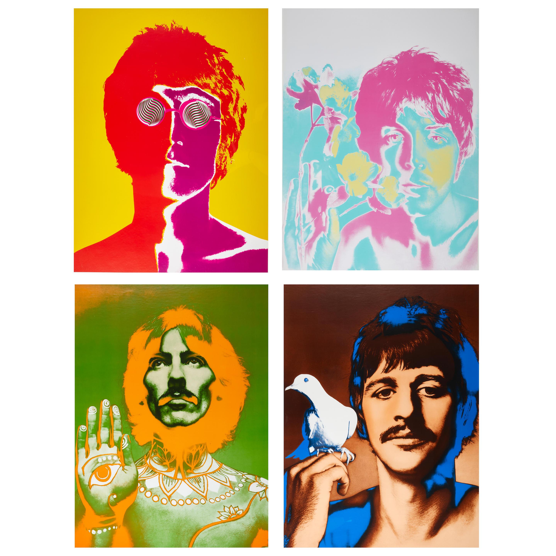 Richard Avedon (1923-2004); The Beatles;