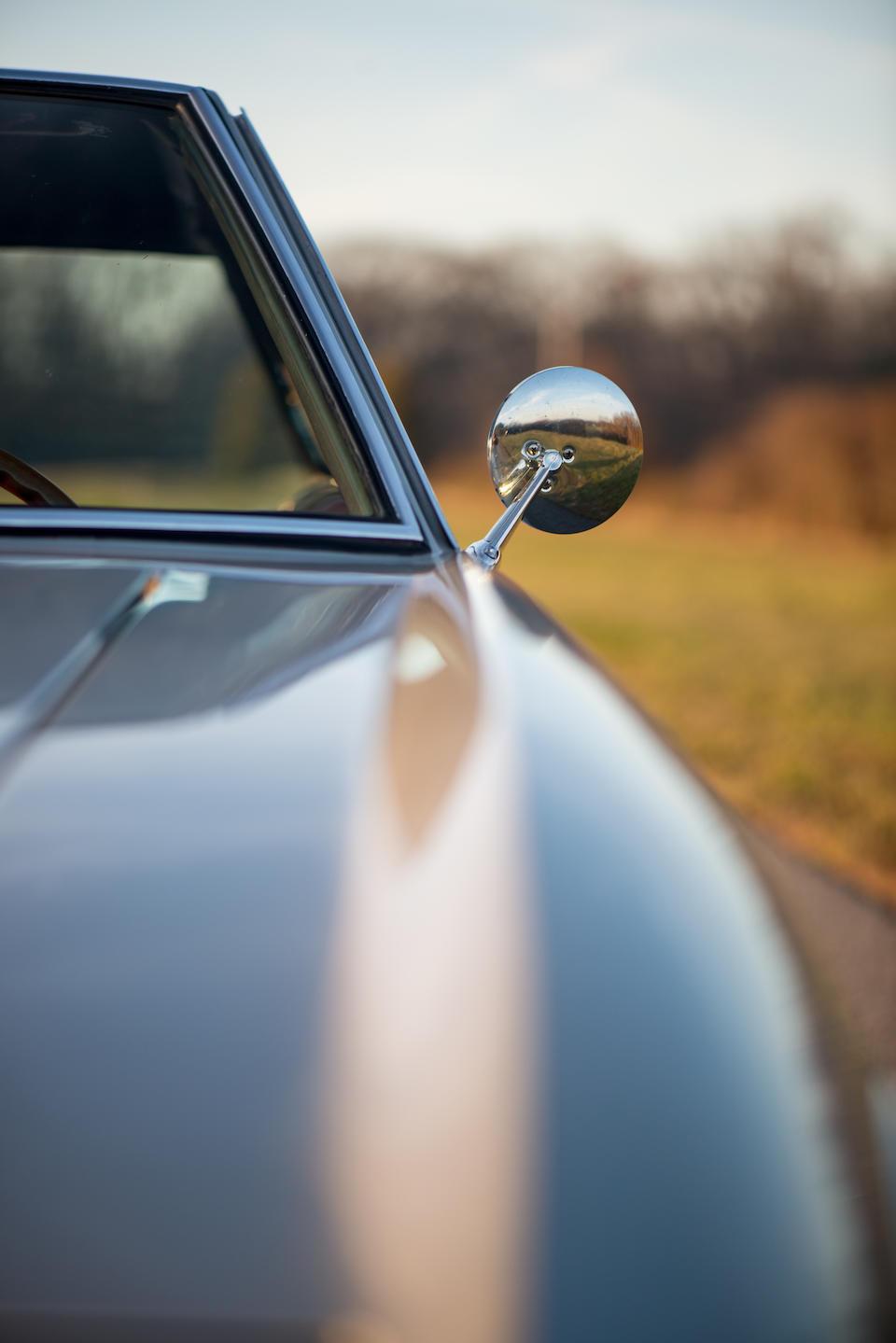 <b>1968 Lamborghini 400GT Islero 2+2 </b>  Chassis no. 6318 Engine no. 2457