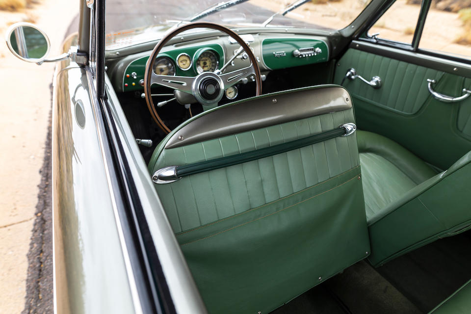 <b>1954 Fiat 1100/103 Turismo Veloce Charmant Coupe  </b><br />Chassis no. 103.049126 <br />Engine no. 103.000.050579