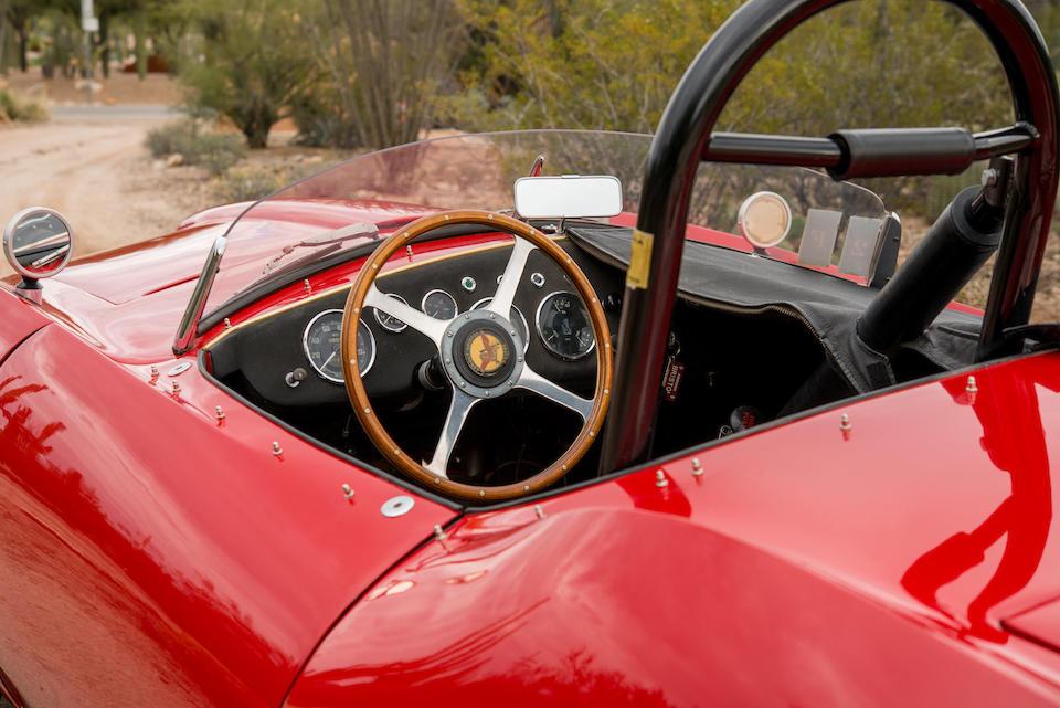 <b>1955 Arnolt-Bristol  Bolide</b><BR />Coachwork by Bertone<BR />Chassis no. X404-3005<BR />Engine no.BS1 MKII 291