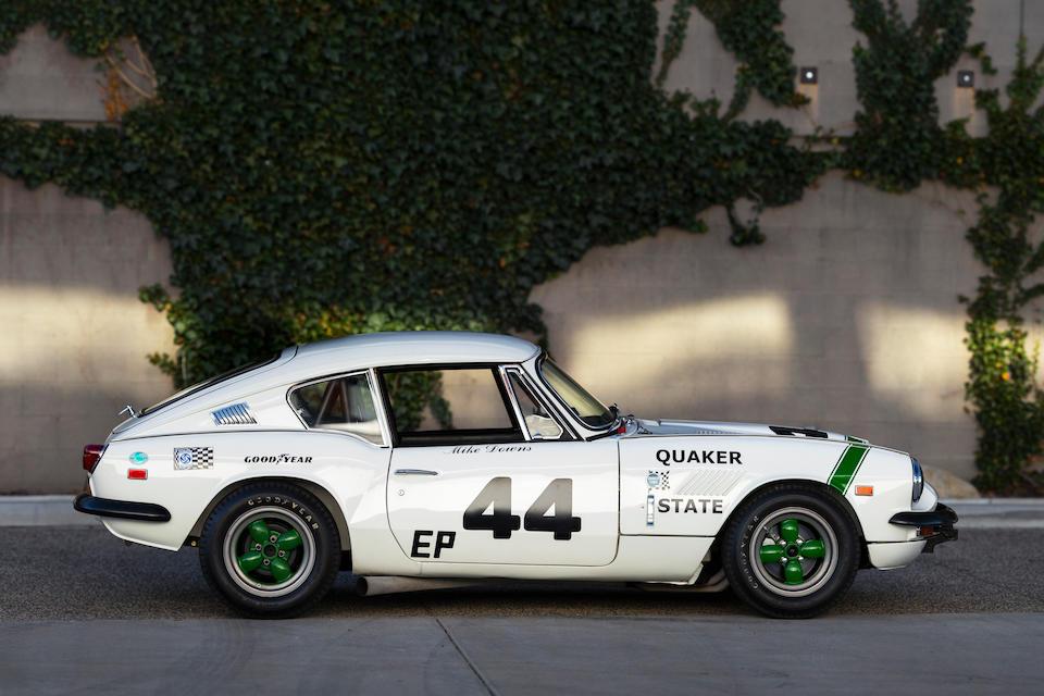 <b>1969 Triumph Group 44 GT6+ MK II Racing Car</b><br />Chassis no. KC57687L