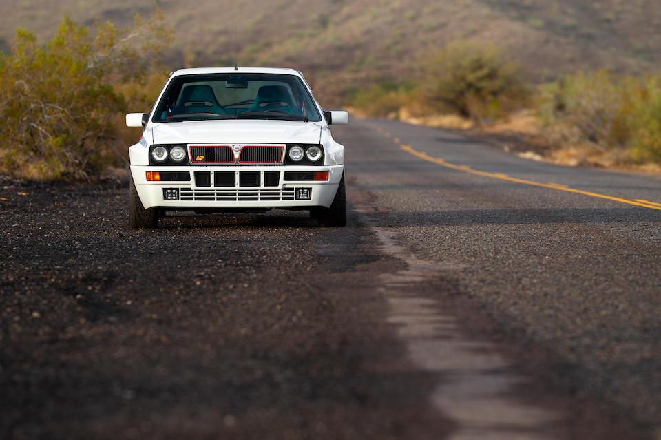 <b>1991 Lancia Delta HF Intergrale Evo </b><br />VIN. ZLA831AB000580638