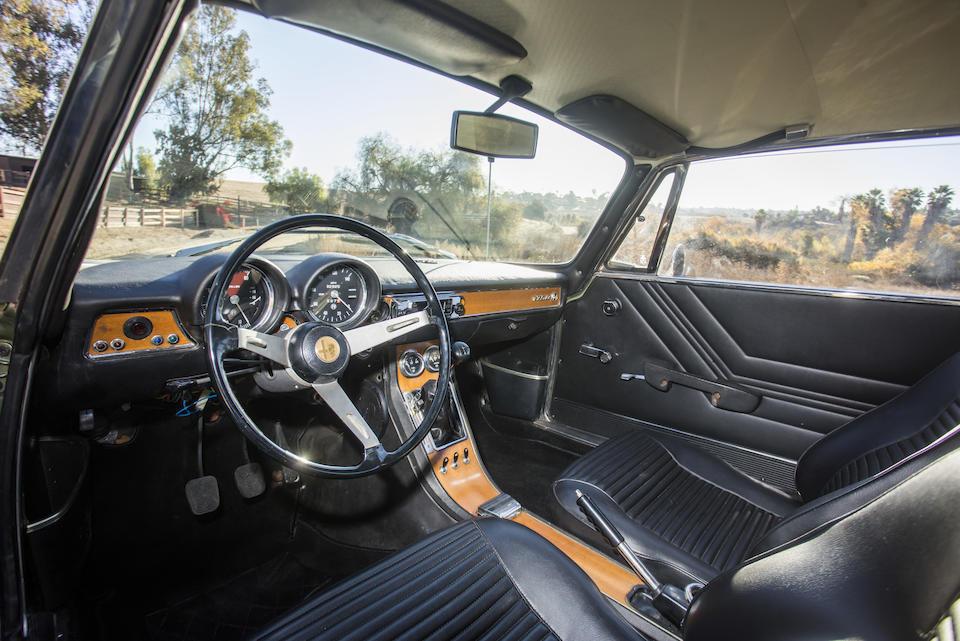 <b>1971 Alfa Romeo 1750 GT Veloce  </b><br /> Chassis no. AR1532080 <br />Engine no. AR00551.05796