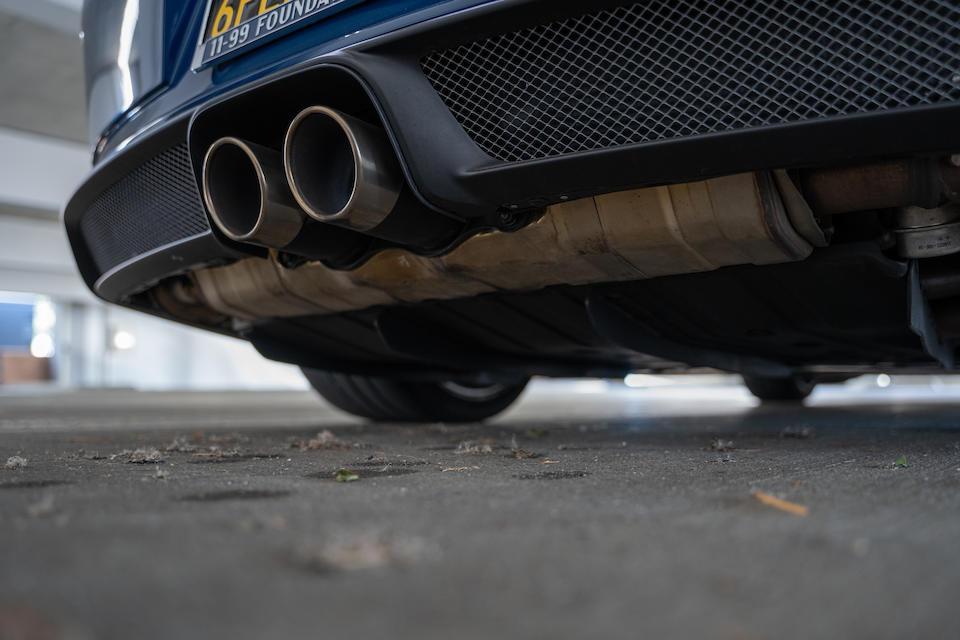 <b>2018 Porsche 911 GT3 Touring </b><br />VIN. WP0ACZA94JS177094