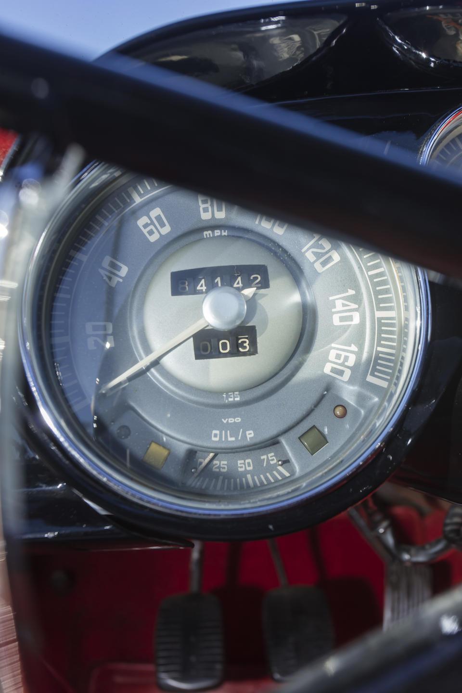 <b>1959 BMW 507 Series II Roadster  </b><br />Chassis no. 70205