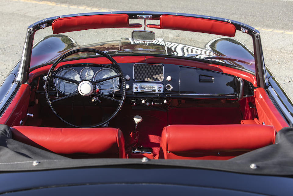 <b>1959 BMW 507 Series II Roadster  </b><br />Chassis no. 70205