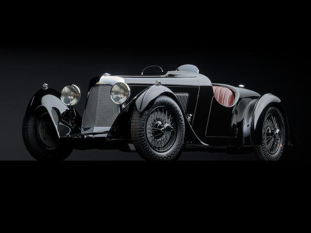 1935 Godsal Sports Tourer  Chassis no. 001